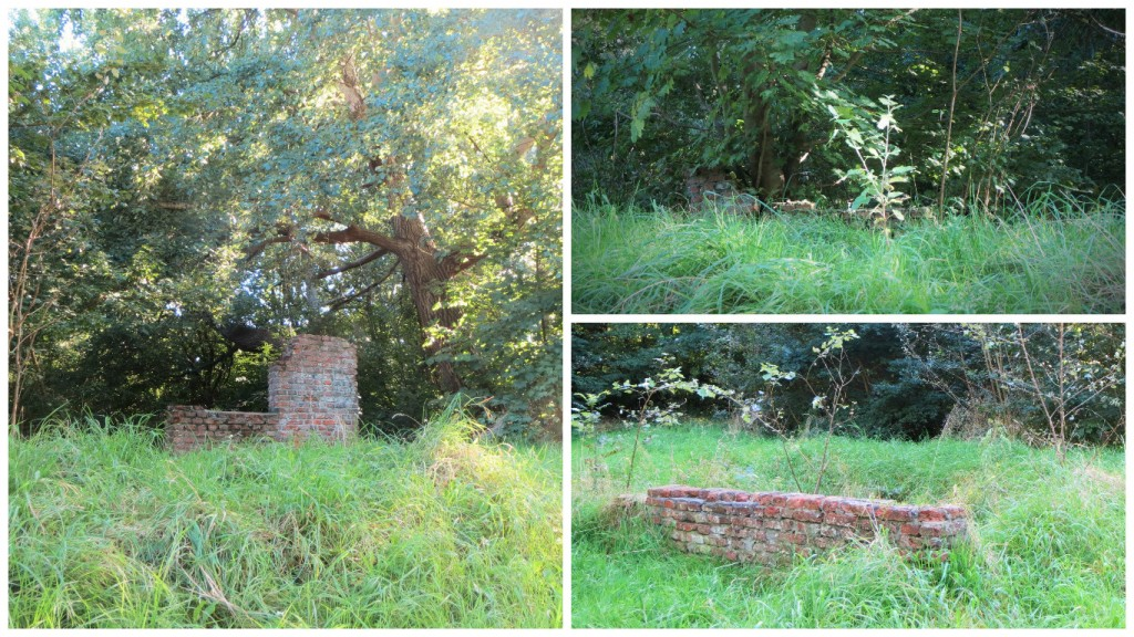 De 'ruïnes' van Ladysmith