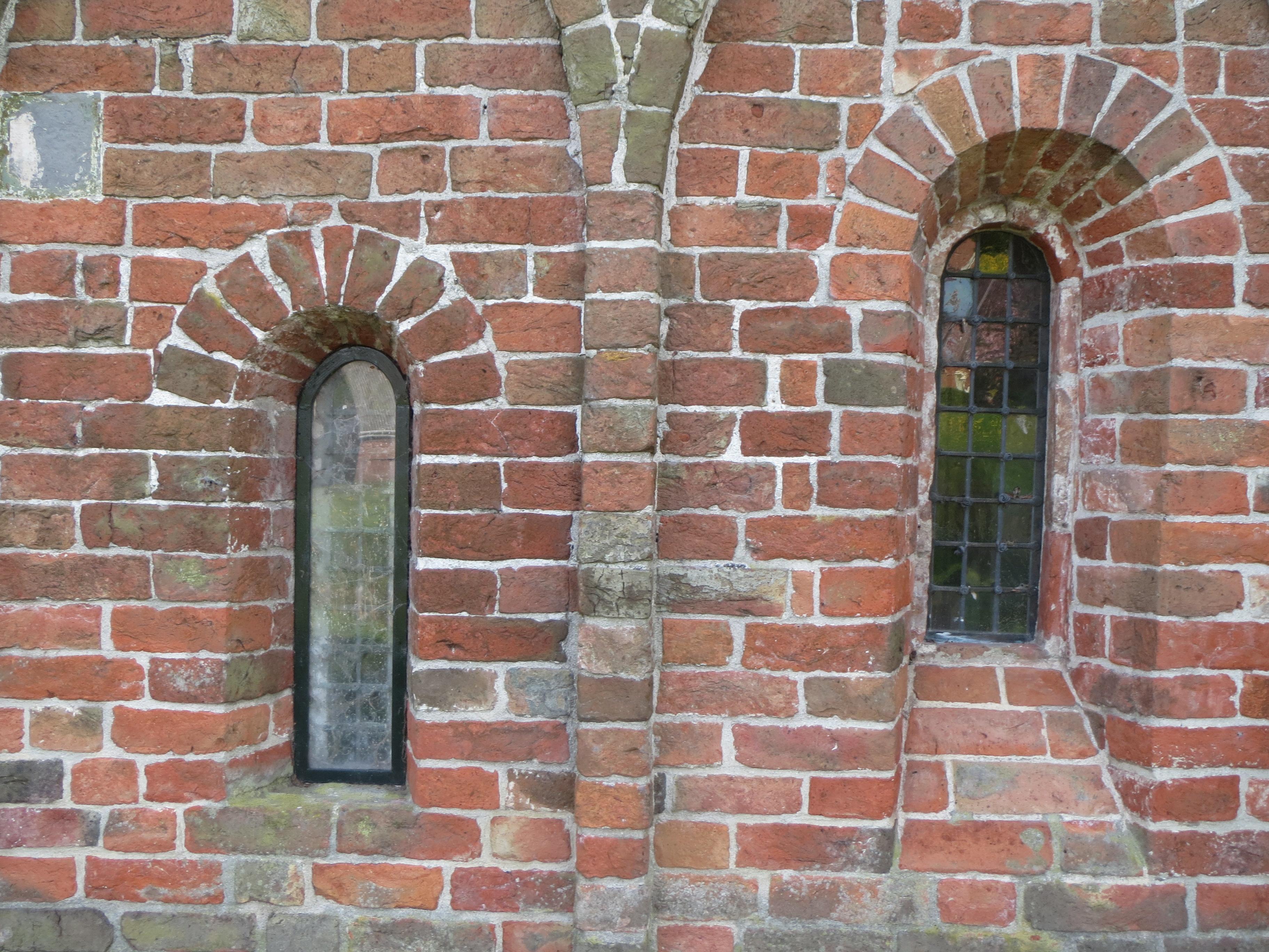 Ramen in de kerk van Krewerd