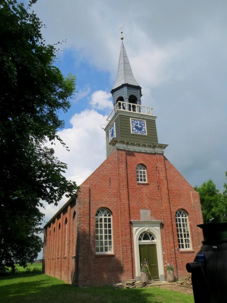 Kerk, Klein Wetsinge