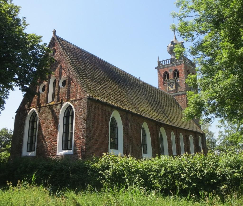 De kerk van Noordwolde