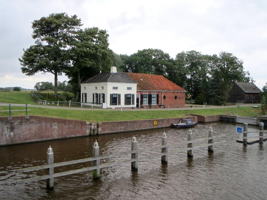 Het Waarmanshuis uit 1843