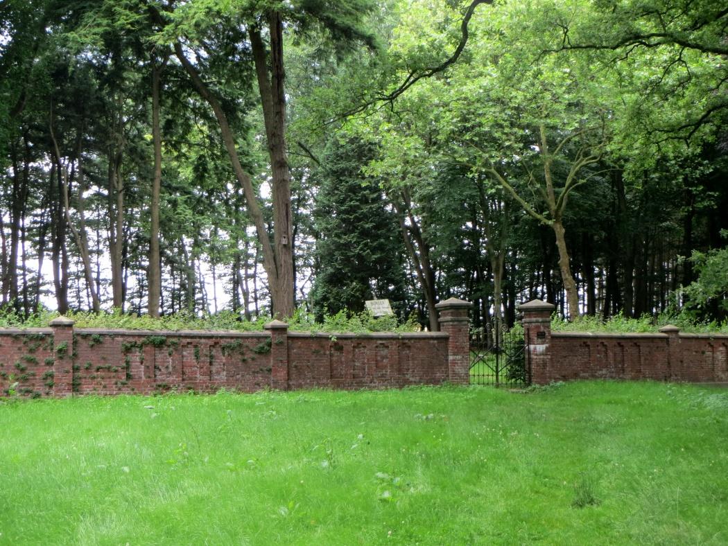 Begraafplaats Wahn, Sanne Meijer Onderweg